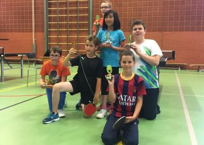 Clubkampioenschappen Junioren 2015