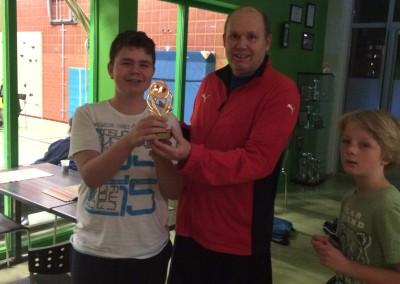 Henk van der Hulst toernooi Junioren 2014
