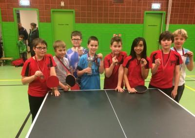 Henk van der Hulst toernooi Junioren 2015