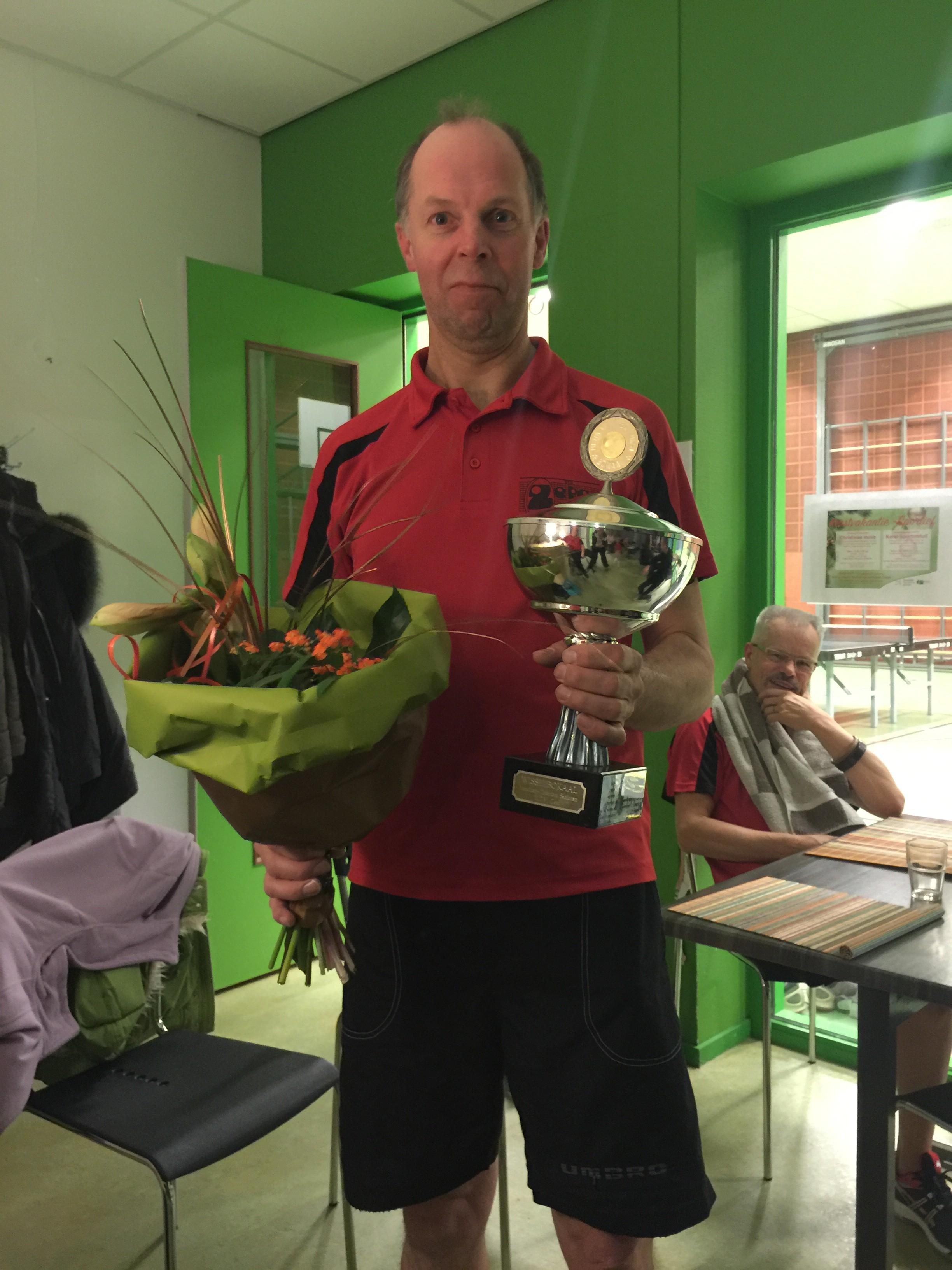 Kampioen Henk van der Hulst toernooi Junioren 2015