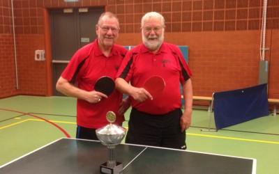 Korstanje/Jansen pakken titel in 3e klasse duo-competitie