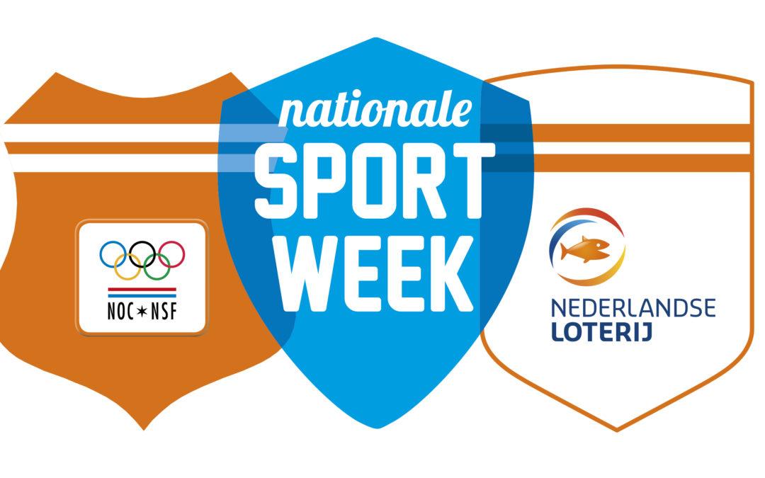 Nationale Sportweek Zeewolde 2016